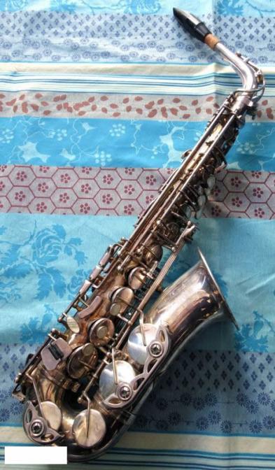 Saxophone alto Selmer Super Action 80 S�rie II